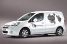 雪铁龙发布第二代BERLINGO商用电动车