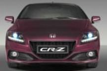 小改款本田CR-Z将亮相巴黎车展 动力更强