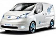 日产全电动面包车e-NV200即将在欧洲投产