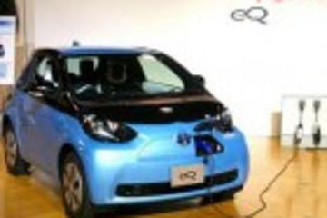 """丰田发布小型电动车""""eQ"""" 配高性能锂电池"""