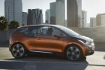 宝马i3 Coupe概念车有望量产 2014年在美上市