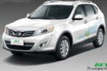 广汽三款新能源车型将亮相底特律车展