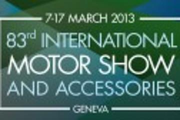 2013年日内瓦车展新能源汽车车型前瞻