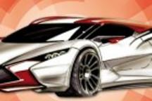 瑞士小厂Sbarro推出混动概念车