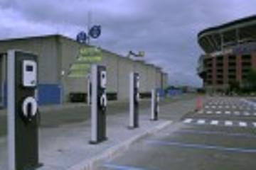 西雅图ECOtality充电桩建设速度低于预期