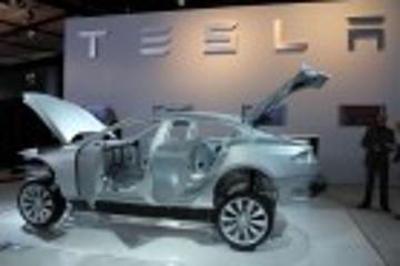特斯拉Model S首次在美召回 上千辆车座椅存缺陷