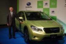 斯巴鲁混动SUV日本上市  约合15.6万元