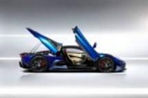 捷豹展示全新混动超跑C-X75原型车官图