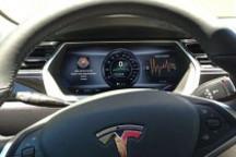 试驾特斯拉Model S 如同首次使用iPhone