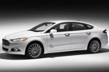 2013款福特Fusion混动试驾