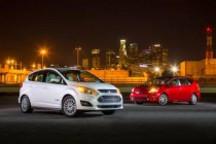 非正面交锋:2012丰田普锐斯V对比2013福特C-Max