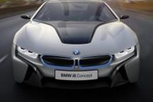 英国独家试乘宝马i3和i8原型车