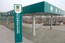 国家电网首座标准大型充电站落成