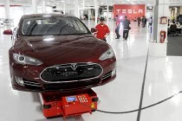 产能不足特斯拉Model S销量走低