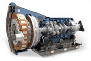 混合动力专用电机与变速箱