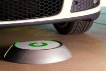 电动车无线充电器已经被发明