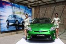 混动科技绿动未来 普锐斯全球销量超300万
