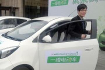 上海11处体验电动车试驾 平均出租率约八成