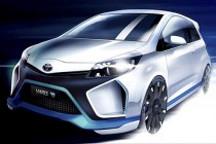 丰田Yaris Hybrid-R将在法兰克福全球首演