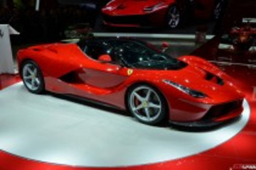 法拉利计划继LaFerrari超跑之后推出更多混动车