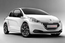 2013款标致208 Hybrid FE将在法兰克福车展发布