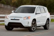 丰田加入电动车价格战 RAV4 EV租价减半