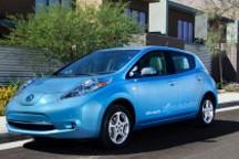 日产聆风电动车全球销量达到75000辆