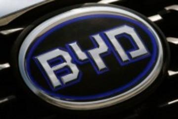 比亚迪切入车联网领域 应用在中高档车型