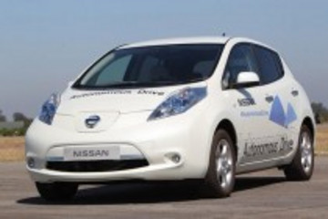 日产自动驾驶车2020年上市 不排除与谷歌合作