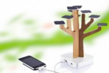 树木为原料 美国大学开发超级环保太阳能电池