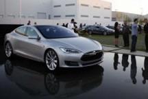 特斯拉Model S中国内地定金是海外7-17倍