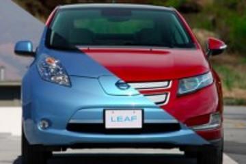 沃蓝达聆风8月销量创历史新高 双双领跑美国电动车市场