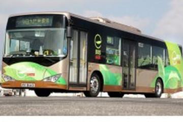 香港首部电动巴士投运 明年底前增至36辆