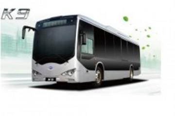 比亚迪电动巴士纽约市试行