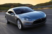 特斯拉股价再创新高 或带动电动汽车行业井喷