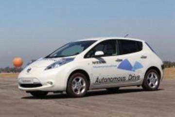 日产自动驾驶技术详解 将于2020年推广
