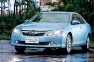 广汽凯美瑞混合动力8月售出640辆 今年累计3500辆