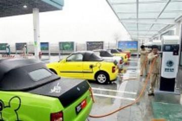 内蒙古电动汽车充换电站实时数据采集项目取得备案