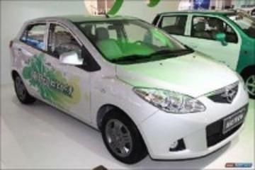 海马汽车三款纯电动汽车享受国家补贴