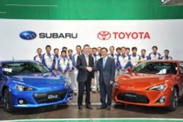 富士重工联合丰田开发新型混合动力车