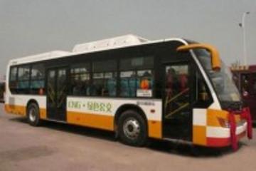 聊城市40部新能源公交车上路运营