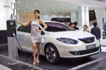 雷诺三星将量产电动车SM3Z.E. 同起亚竞争