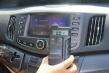 电动汽车辐射揭秘 比亚迪e6电磁辐射测试