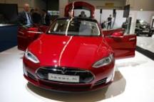 特斯拉Model S德国9月销售强劲
