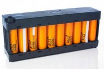 A123携手初创企业SolidEnergy 共同开发锂电池
