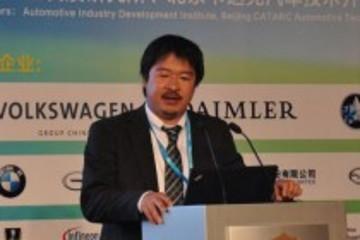 铃木高宏:很多中产阶级都愿意购买电动汽车