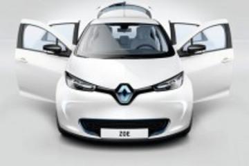 雷诺Zoe电动车表现欠佳 销量目标或落空