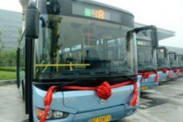 徐州209辆海格新能源节能环保效果显著