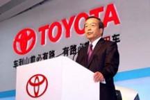 丰田内山田武:纯电动汽车还没有大市场