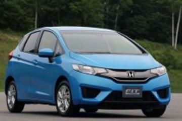 本田混合动力飞度当选日本年度车型